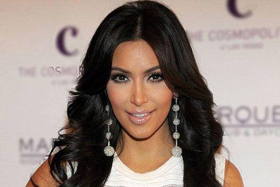 5 نکته آرایشی از کیم کارداشیان مدلینگ جذاب   آرایش به سبک کیم کارداشیان