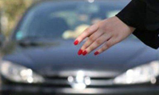 تن فروشی دختران جوان و زیبا در کنار بزرگراه های تهران | زنان فاحشه در تهران