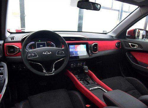 مشخصات فنی خودرو تیگو 5 چری +عکس |خودرو تیگو 5 فیس لیفت