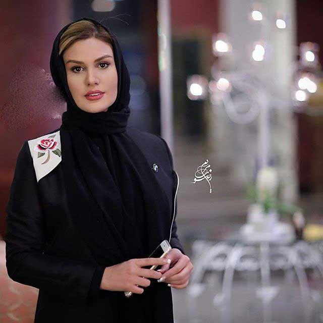شیک ترین مدل های مانتو بازیگران زن ایرانی برای بهار و تابستان