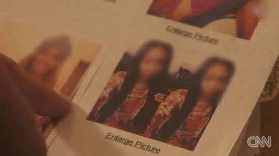 آلیسون مک بازیگر زن هالیوودی و قاچاق زنان فاحشه +عکس