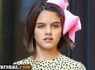 درباره دختر جذاب و زیبای کتی هولمز و تام کروز