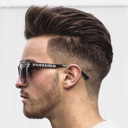 بهترین مدل مو مردانه بسیار زیبا و متفاوت | مدل ریش و ته ریش مردانه