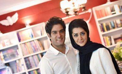 مصاحبه خواندنی با امیر علی نبویان و همسرش +زندگی شخصی