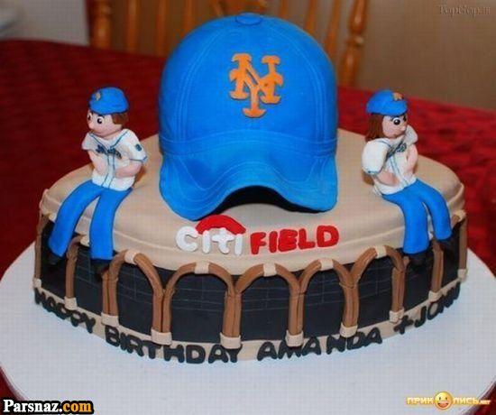 انواع مدل کیک تولد | 141 مدل کیک های تولد زیبا برای خانم ها و آقایان