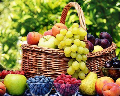 خانم های باردار این میوه های مفید را بخورید  میوه های سالم برای دوران بارداری