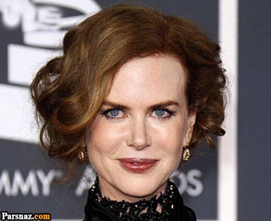 جذاب ترین مدل مو به سلیقه نیکول کیدمن | مدل مو نیکول کیدمن از جوانی تا به حال
