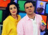 امید آهنگر (علی کوچولو) و همسرش نوشین خانی به شبکه من و تو پیوستند