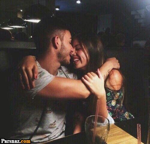 عکس پروفایل شاد عاشقانه دختر و پسر | عکس های عاشقانه شاد دونفره