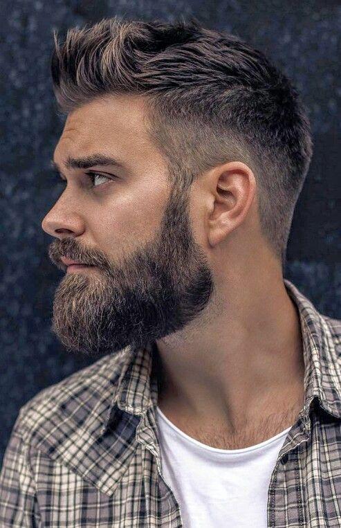بهترین مدل مو مردانه بسیار زیبا و متفاوت   مدل ریش و ته ریش مردانه