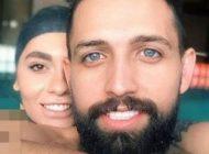 جنجال عکس برهنه محسن افشانی و همسرش در استخر |محسن افشانی و سویل