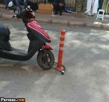 عکس های خنده دار سری جدید +تصاویر طنز از سوژه های باحال (308)
