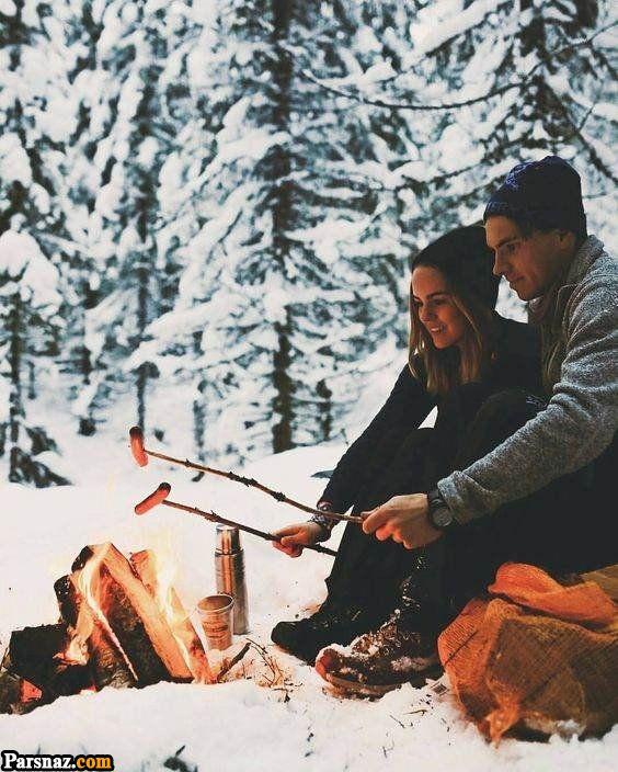 عکس عاشقانه خفن دختر و پسر | پروفایل عاشقانه و رمانتیک دونفره داغ