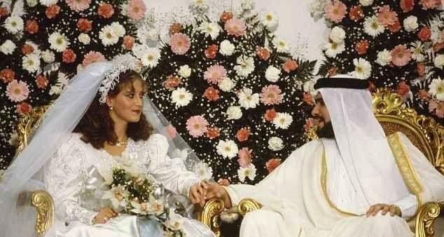 ماجراهای جالب عشق بازی عروس و داماد در شب زفاف +عکس و کلیپ