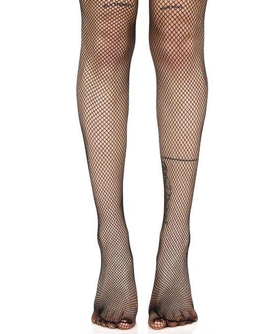 مدل جوراب زنانه ساق بلند و کالج | مدل جوراب دخترانه تور (22 مدل)