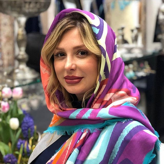 ظاهر نیوشا ضیغمی در دوران بارداری +عکس و بیوگرافی | نیوشا ضیغمی و همسرش