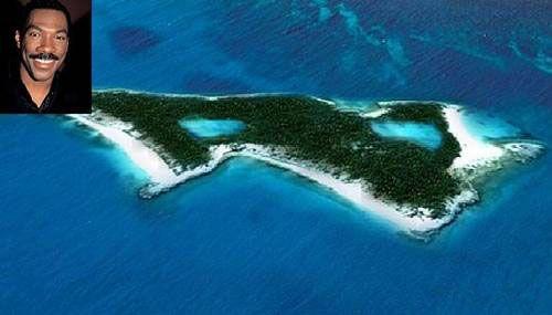 سلبریتی های جنجالی که جزیره شخصی دارند |چهره های مشهور هالیوودی و جزیره شخصی