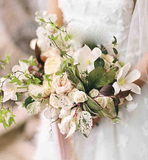بهترین مدل های دسته گل عروس ۲۰۱۸ | مدل دسته گل عروس مد سال ۱۳۹۷