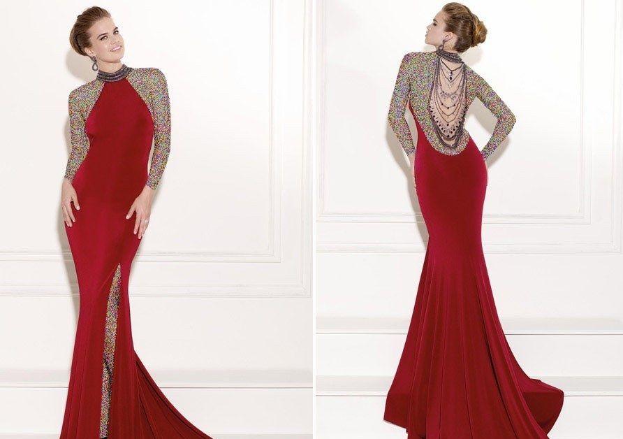 مدل های لباس مجلسی و لباس شب 2018 (مدل لباس مجلسی 97 ویژه خانم های شیک پوش)