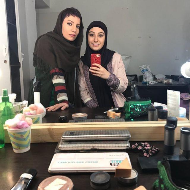 چهره و استایل واقعی مهسا کاشف بازیگر سریال آنام +زندگی شخصی و همسرش