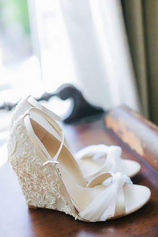 مدل کفش عروس 97 شیک ترین مدل های کفش پاشنه بلند عروس 2018