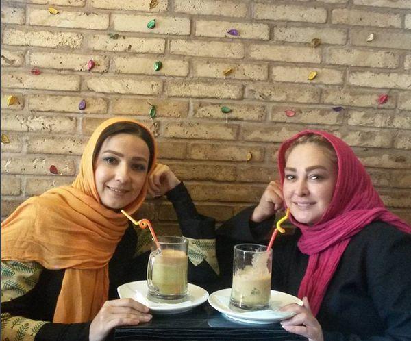 جنجال 28 سال اختلاف سن خانم بازیگر جوان سارا صوفیانی و همسرش
