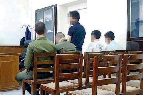 تجاوز جنسی همزمان 3 پسر به مهسا در خانه مجردی