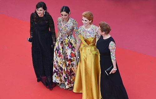 جنجال حضور بازیگران زن ایرانی در جشنواره کن 2018
