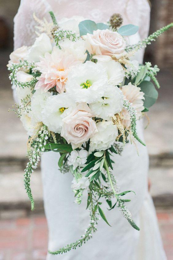 بهترین مدل های دسته گل عروس ۲۰۱۹ | مدل دسته گل عروس مد سال ۱۳۹۸