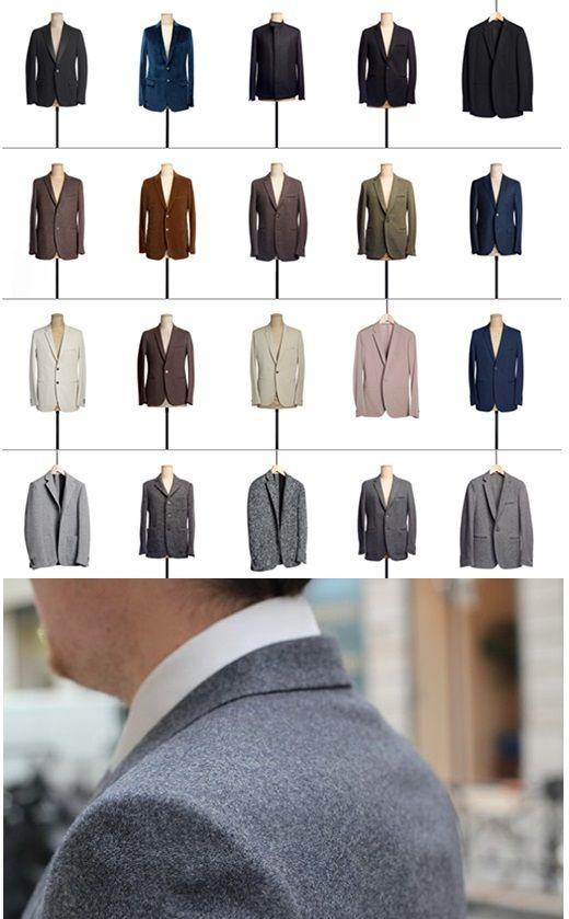 بهترین مدل های کت تک مردانه شیک 2018 برای آقایان خوش سلیقه