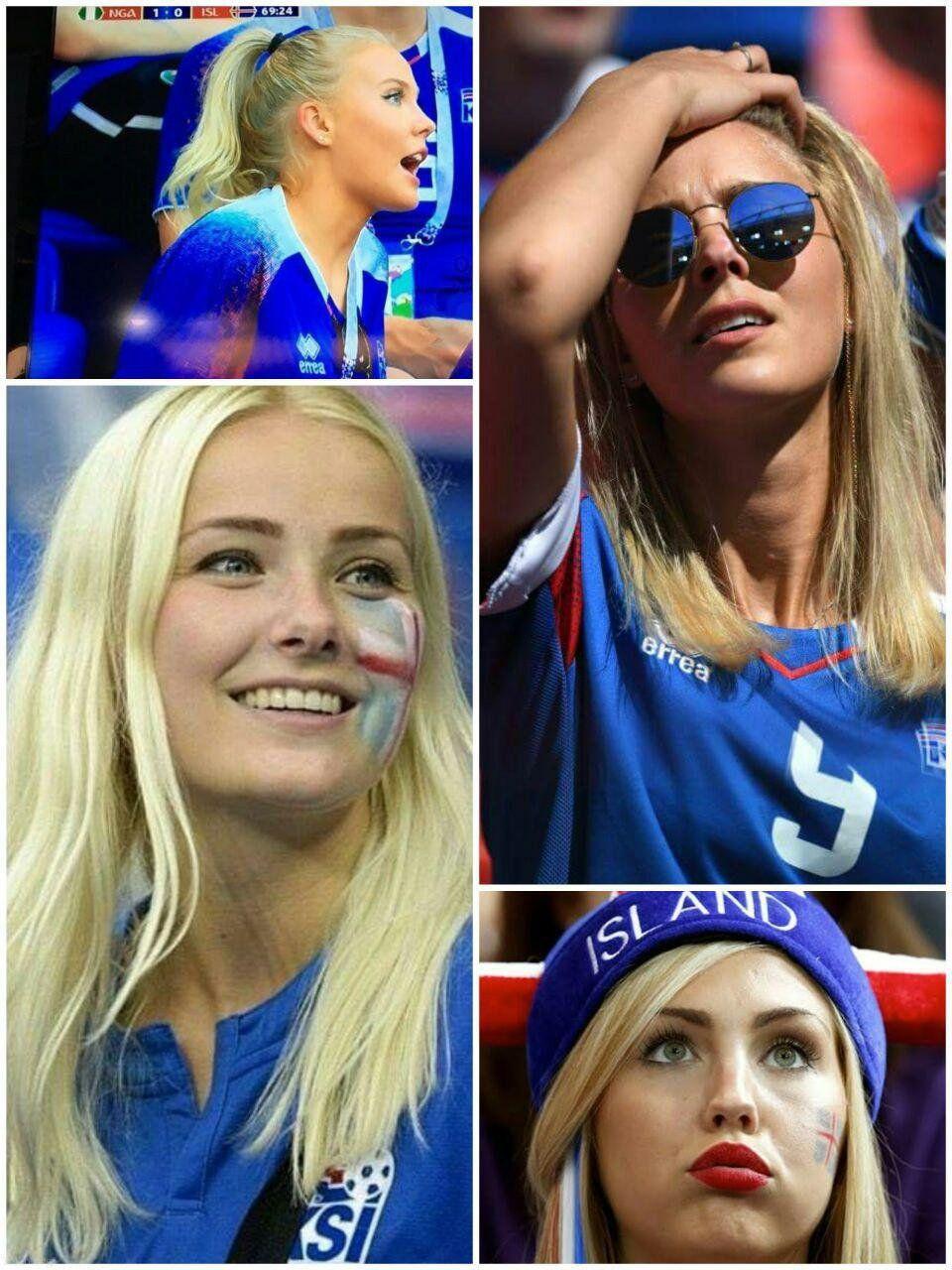 عكس هاي دختران زيبا در جام جهاني 2018 روسيه |عكسهاي فوتبالي جام جهاني روسيه