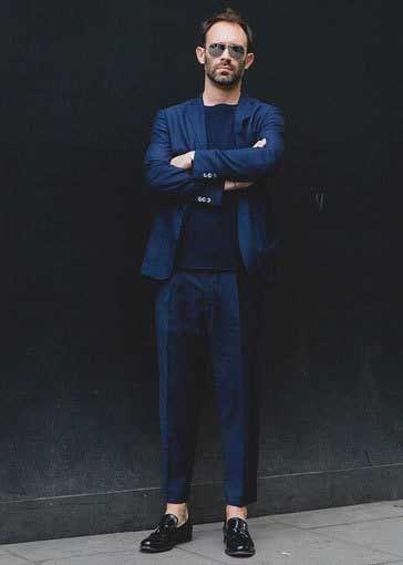 ستاره های مشهور و جذابی که صاحب دنیای مد هستند +مدل لباس مردانه
