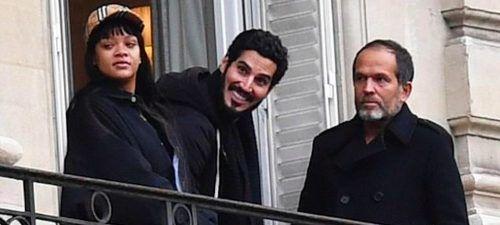 عاقبت رابطه و همخوابی ریحانا خواننده مشهور جهان با مرد میلیاردر عرب