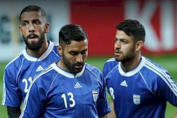بیوگرافی سامان قدوس فوتبالیست 2 رگه تیم ملی ایران +زندگی شخصی