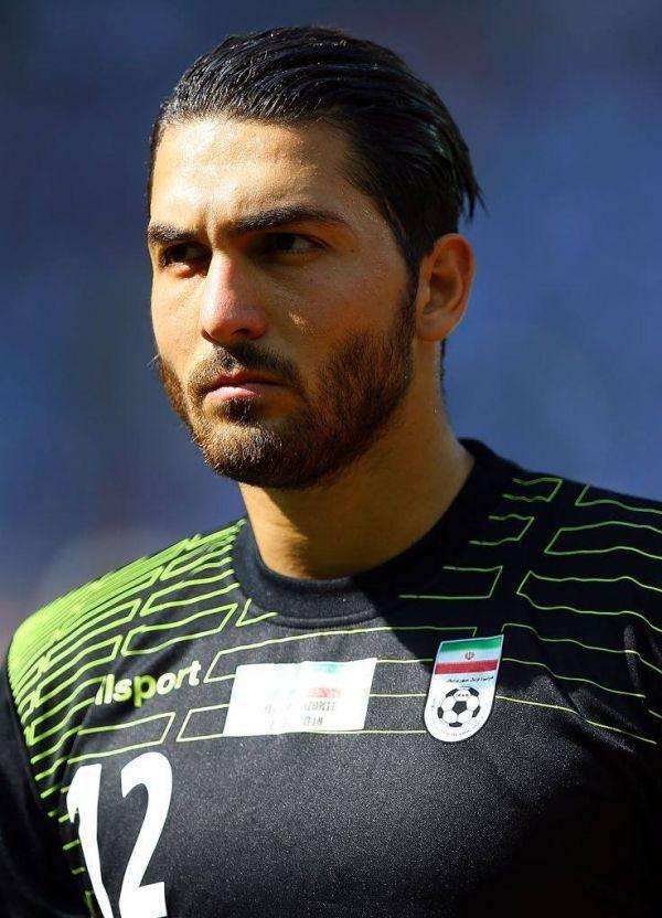 جذابیت فوتبالیست های ایرانی برای دختران خارجی در جام جهانی +عکس