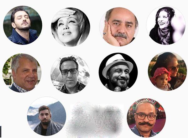 کدام ستاره های جهان بیشترین فالوور اینستاگرام را دارند؟ +عکس ایرانی و خارجی