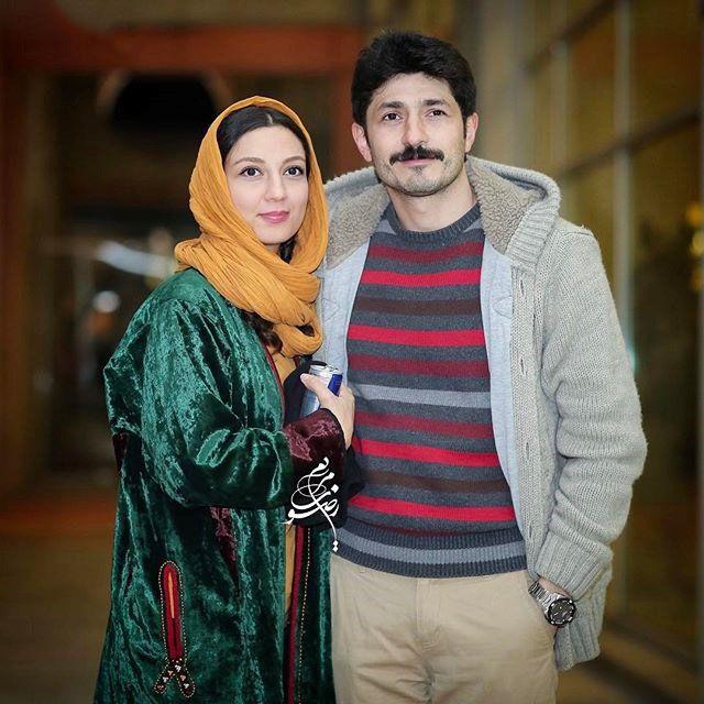 گفتگو و بیوگرافی حدیث میرامینی درباره زندگی شخصی اش و عکس همسرش