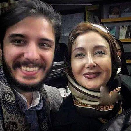جدیدترین آلبوم عکس بازیگران ایرانی در کنار فرزندانشان در سال 97