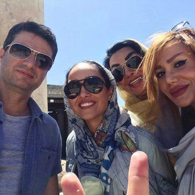 خاطره اسدی و بیوگرافی + زندگی خصوصی و ازدواجش  عکس های جدید خاطره اسدی
