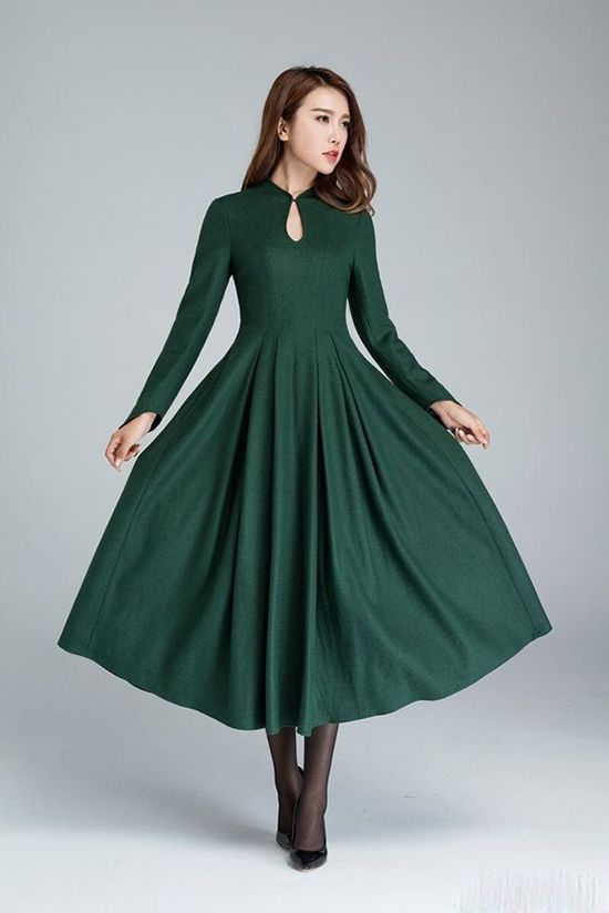 مدل لباس مجلسی بلند و شیک زنانه