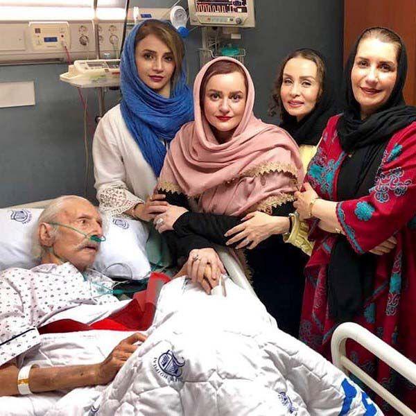 بیوگرافی جمشید مشایخی و همسرش + آخرین وضعیت جمشید مشایخی در بیمارستان