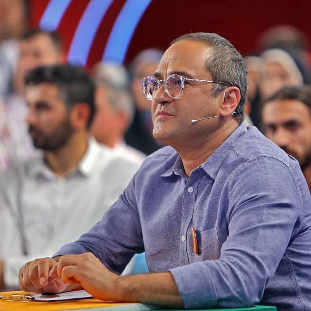 کافه اینستا با رامبد جوان ژنرال کمدی ایران +عکس
