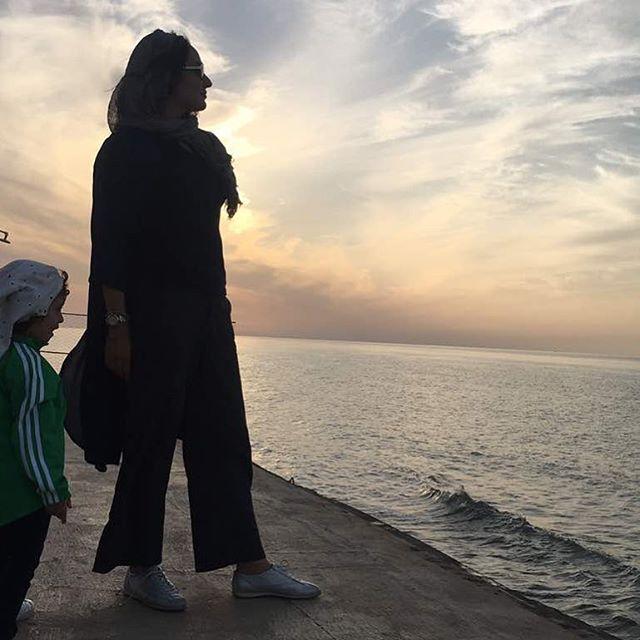 کافه اینستا با مهناز افشار، ملکه اینستاگرام ایران +عکس