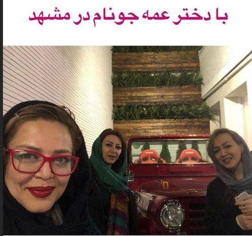 عکس های خصوصی و خانوادگی بازیگران معروف ایرانی +تصاویر ستاره های مشهور با خانواده