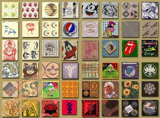 معرفی LSD و ماری جوانا دو ماده مخدر معروف + عوارض مصرف