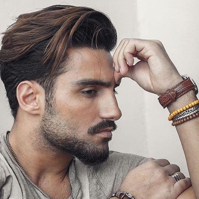 مدل موهای جذاب و ترند مردانه + راهنمای انتخاب مدل مو 2019