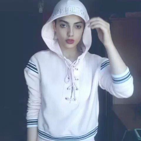 مائده هژبری رقصنده : دستگیری شاخ دهه 80 اینستاگرام + پست های اینستاگرام مائده هژبری