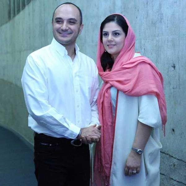 بیوگرافی احسان کرمی مجری و خواننده معروف + عکس همسر و فرزندش