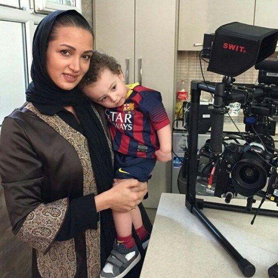 روناک یونسی و همسرش در کانادا + عکس و تمام فیلم های او