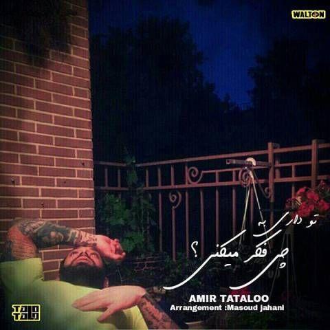 بیوگرافی امیر تتلو (امیر حسین مقصودلو) + بهترین آهنگ های تتلو
